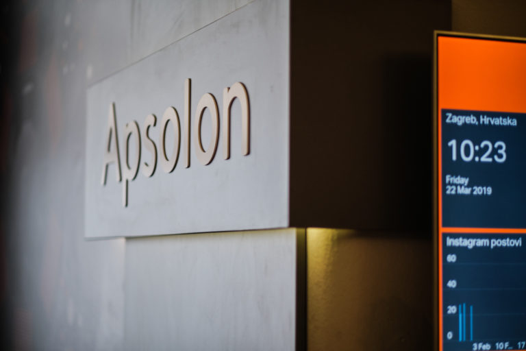 Apsolon was among the first in Croatia to carry out Green Public Procurement
