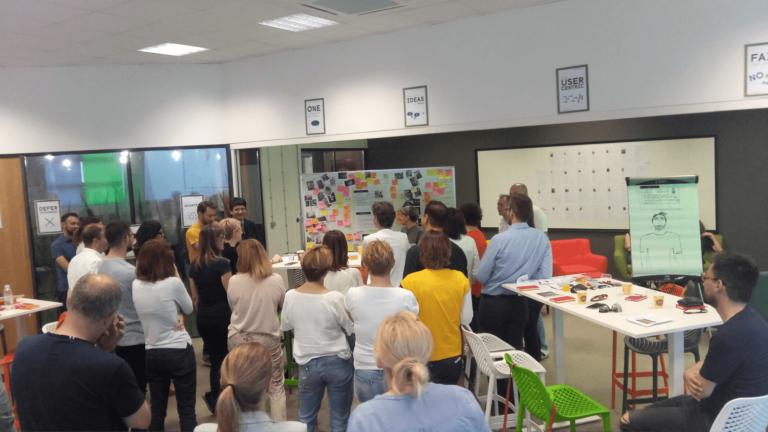 Stvaranje kulture inoviranja Design Thinkingom